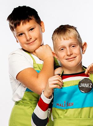 Žan in Janez